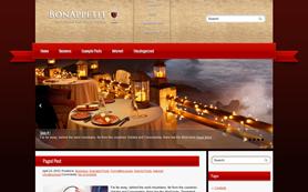 BonAppetit Free WordPress Theme