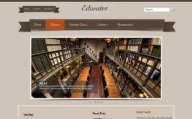 Educator Free WordPress Theme