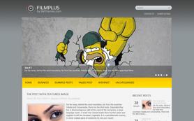 FilmPlus Free WordPress Theme
