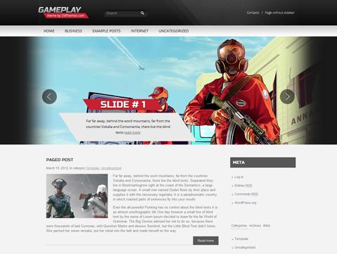 las mejores plantillas gratuitas para juegos online
