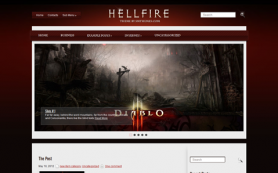 HellFire Free WordPress Theme