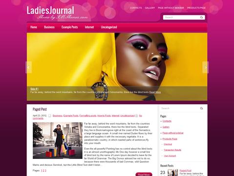 plantillas wordpress para chicas de trabajo