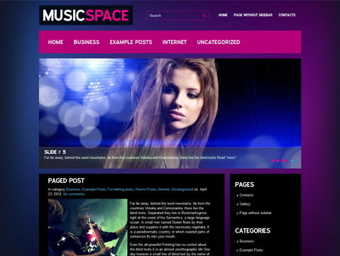 Permanent Link to MusicSpace