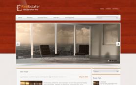 RealEstater Free WordPress Theme
