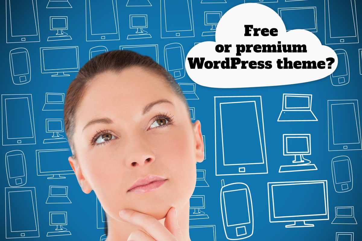 Should I buy a WordPress theme, or are free themes just as effective?