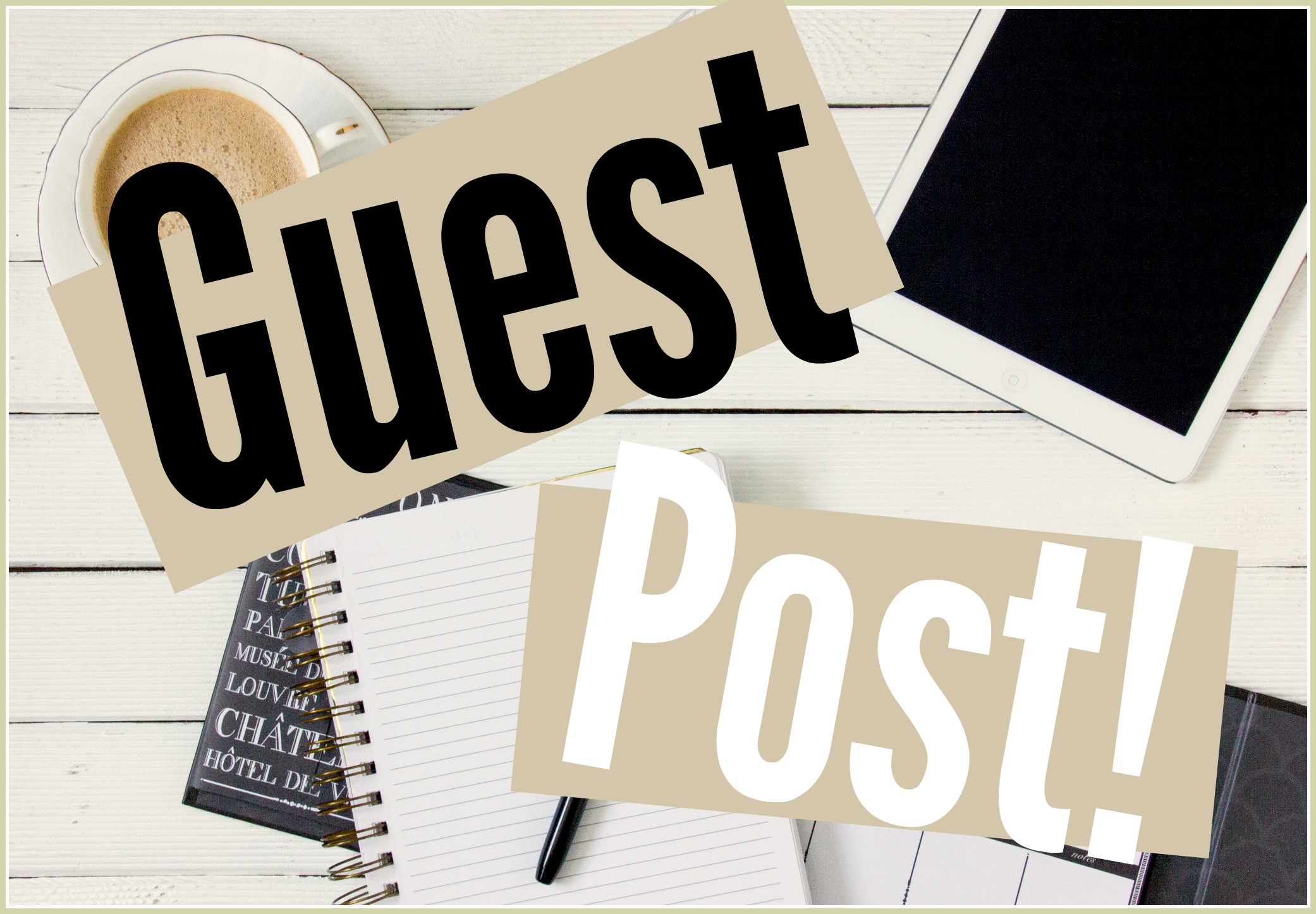 Value of guest posting for new blog owners