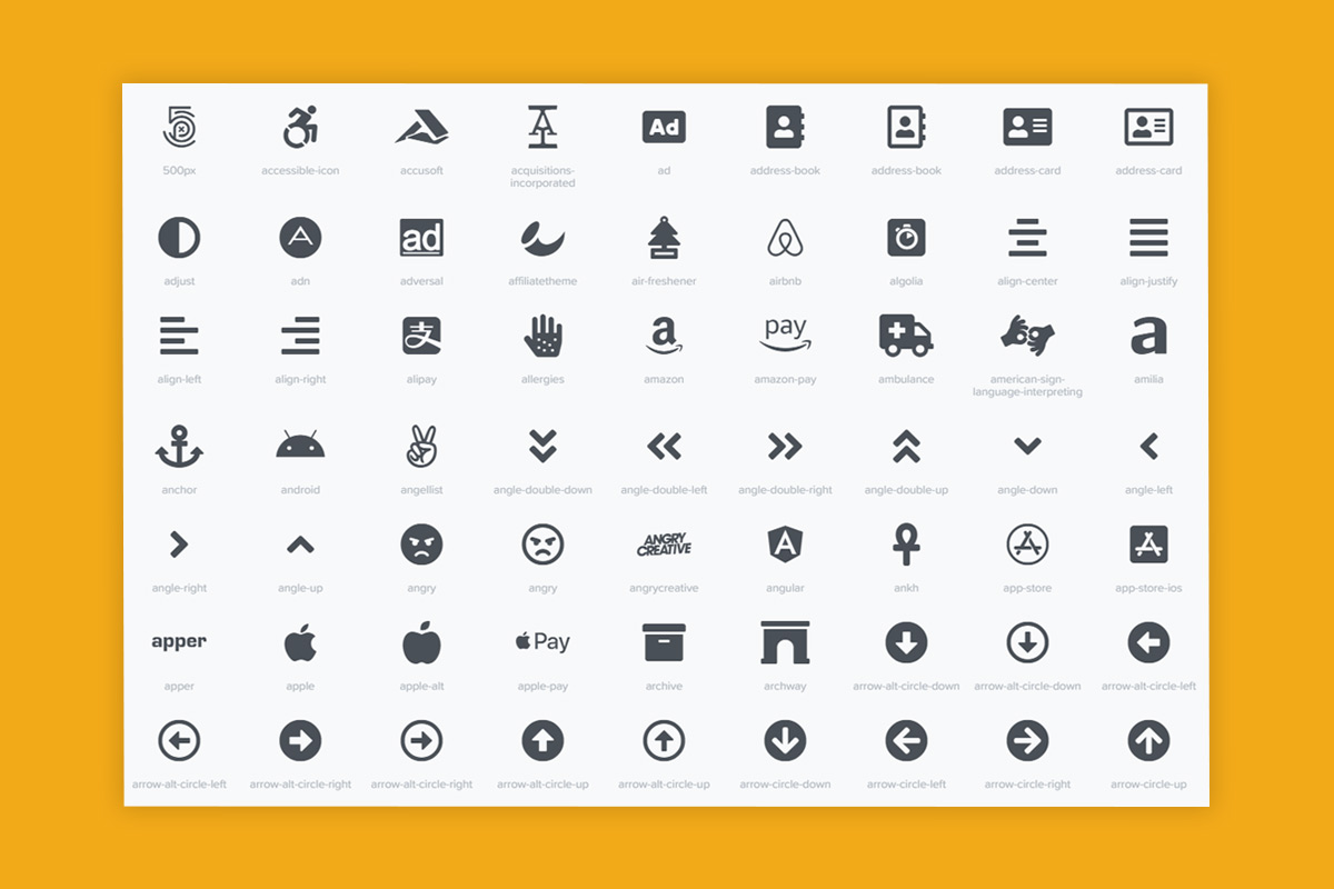 What Are The Icon Fonts In WordPress And How To Use Them