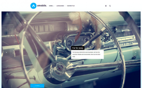 AMobile Free WordPress Theme