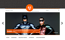 AmpersFilm Free WordPress Theme