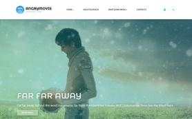 AngryMovie Free WordPress Theme
