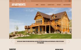 Apartments Free WordPress Theme