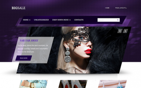 BigSale Free WordPress Theme