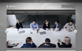 BizerPro Free WordPress Theme