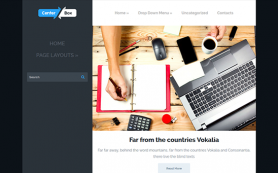 CenterBox Free WordPress Theme
