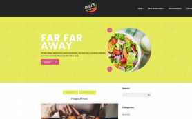 Chilis Free WordPress Theme