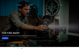 CinemaNew Free WordPress Theme