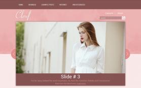 Cleuf Free WordPress Theme