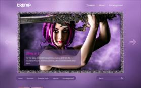 Cramp Free WordPress Theme