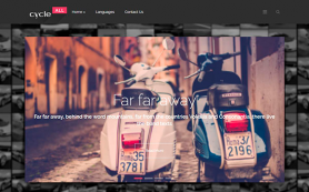 CycleAll Free WordPress Theme