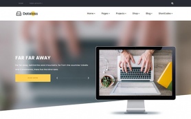 Dataloss Free WordPress Theme