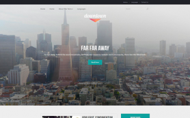 DownTown Free WordPress Theme