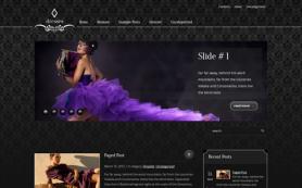 Dresses Free WordPress Theme
