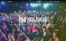 DzenParty Free WordPress Theme