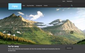 Enjoy Free WordPress Theme
