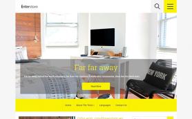 EnterStore Free WordPress Theme