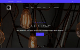 Expo Free WordPress Theme