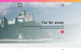 Feel Free WordPress Theme