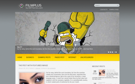FilmPlus Free WordPress Theme
