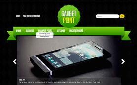GadgetPoint Free WordPress Theme