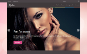 Galea Free WordPress Theme