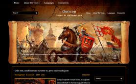 Gracer Free WordPress Theme
