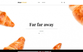 HighKitchen Free WordPress Theme