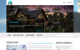 HouseGood Free WordPress Theme