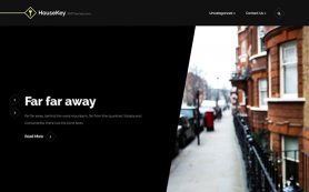 HouseKey Free WordPress Theme