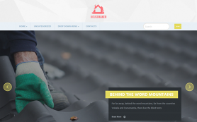 HouseMaker Free WordPress Theme