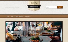 InCake Free WordPress Theme