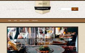 InCake Free WordPress Theme