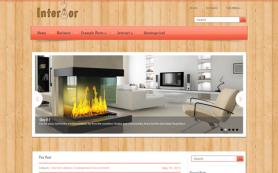 Interior Free WordPress Theme