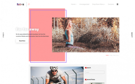 Itobuz Free WordPress Theme