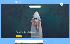 KnownWorld Free WordPress Theme