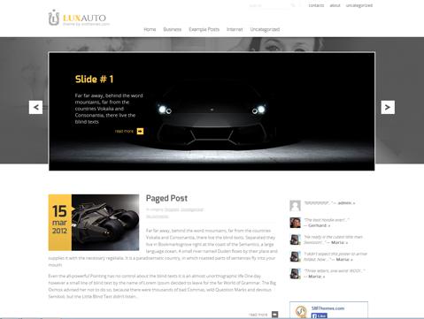 LuxAuto Temasi İndir