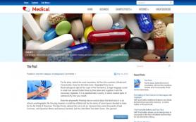 Medical Free WordPress Theme