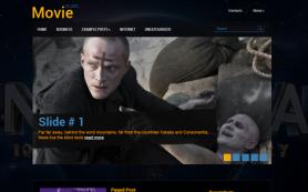 MovieStudio Free WordPress Theme