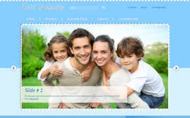 OurFamily Free WordPress Theme