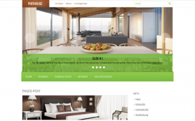 Penthouse Free WordPress Theme