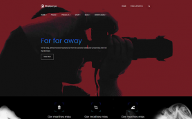 Photostyle Free WordPress Theme